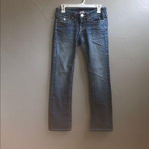 True Religion Straight Women's Jean